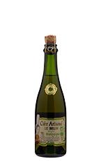 Cidre Artisanal Bio 37,5 cl